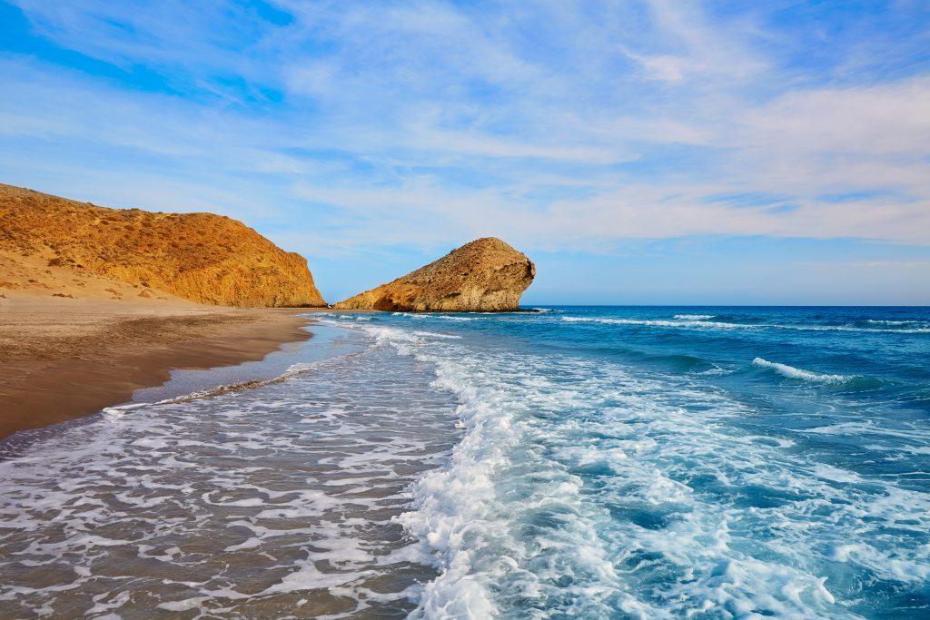 Playa Mónsul Almería