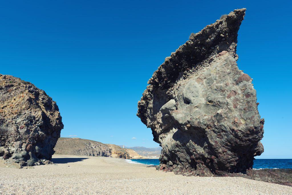 Playa de los Muertos, Carboneras